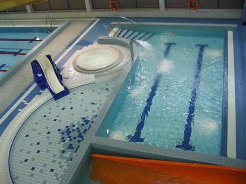 Pływalnia Aquatic w Poznaniu
