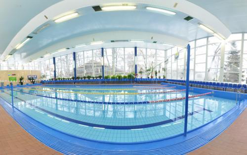 Pływalnia kryta MOSiR w Sopocie
