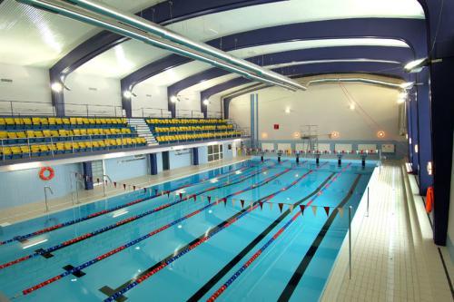 Pływalnia Kryta Akademii Morskiej w Gdyni