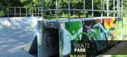 Skatepark Sielec w Sosnowcu