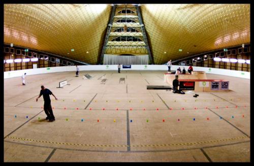 Skatepark Kapelusz