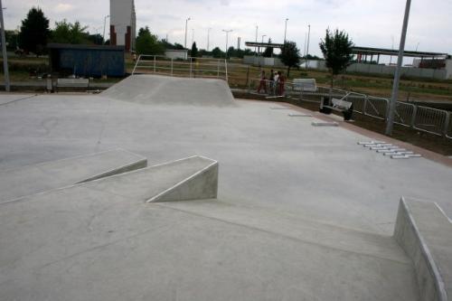 Skatepark Legnica