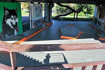 Skatepark MOSiR Toruń
