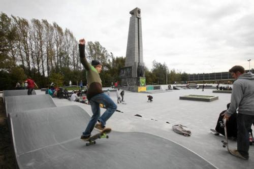 Skatepark Poderwa