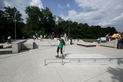 Skatepark Bytom