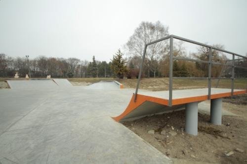 Skatepark MOSiR Chełm