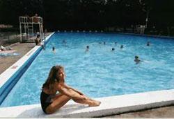 Basen kąpielowy Ślężna