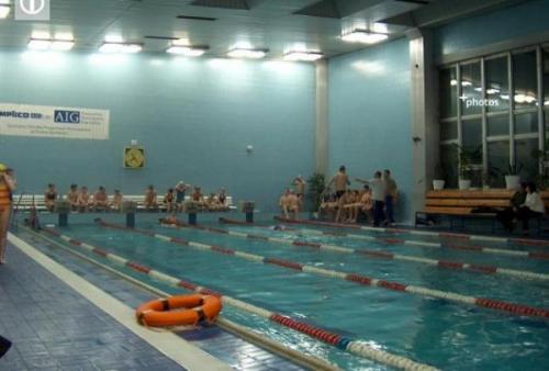 Pływalnia AWF Katowice