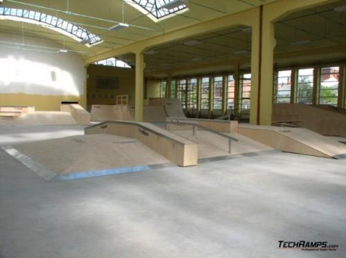 Skatepark Zajezdnia31