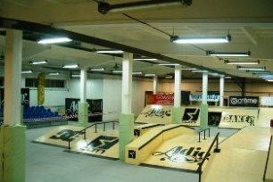 Freedom Skatepark Gdańsk