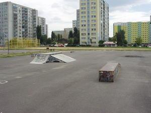 Skatepark Łódź, Retkinia