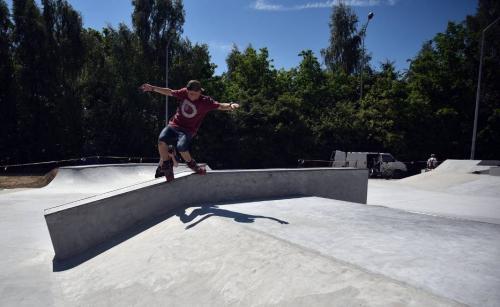 Skatepark Łódź Widzew